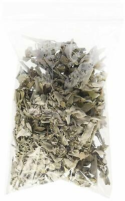Loose California White Sage Smudge Leaves, Clusters 2 Ounce 2 oz Cleansing 2oz