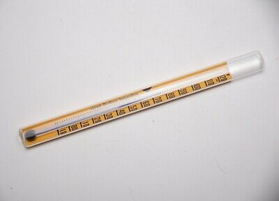 "6"" Kodak Glass Precision Thermometer for Film Developing Darkroom Processing"