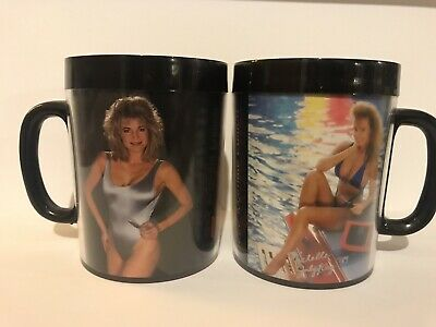 SNAP-ON TOOLS VINTAGE 1988 And 1989 TOOLMATE EDITION COFFEE CUP USED