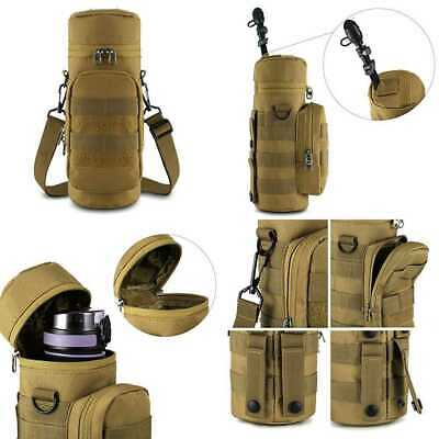 Condor MA40 OD Green Nylon MOLLE Modular Padded Grommet H2O Water Bottle Pouch