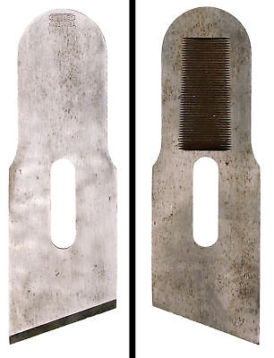 Orig. Blade for Stanley No. 140 Skew Block Plane-Notched Rectangle- mjdtoolparts