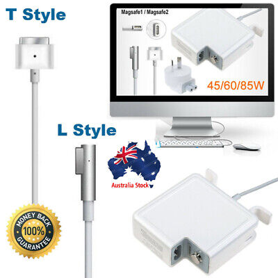 """For Apple Macbook Pro Air 13 15 17""""Magsafe1 2 AC Power Adapter Charger 45/60/85W"""