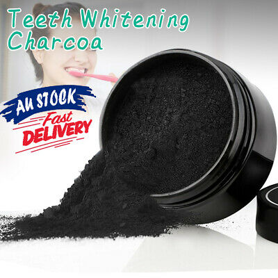 White Teeth Whitening Powder coconut Coco Organic tooth charcoal Carbon polish
