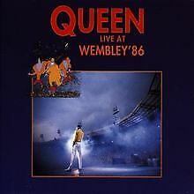 Live at Wembley '86 de Queen | CD | état bon