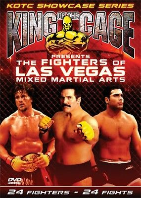 King of the Cage - The Fighters of Las Vegas - Cage Fighting - MMA UFC