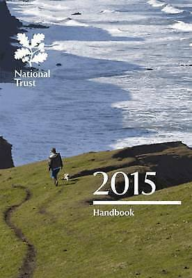 """VERY GOOD"" National Trust Handbook 2015, The National Trust, Book"