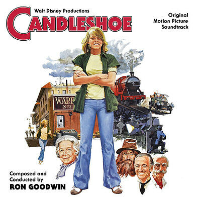 Candleshoe - Complete Score - Limited Edition - OOP - Ron Goodwin