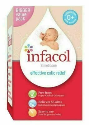 Infacol Simeticone Effective Colic Relief 55ml in  PACK  3 and 6 Expiry= 09/2021