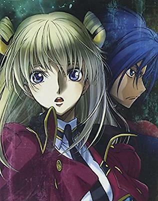 Code Geass Akito The Exiled Volume.4 First Édition Limitée Blu-Ray Livret F/S