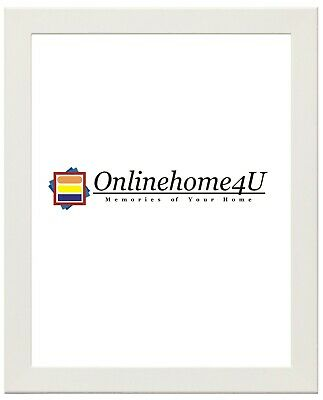 White Photo Frames With Various Colors Mounts Picture Frames Wooden Effect Frame