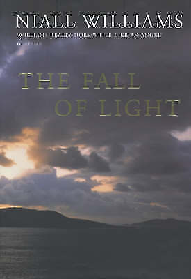 """""""VERY GOOD"""" The Fall of Light, Williams, Niall, Book"""