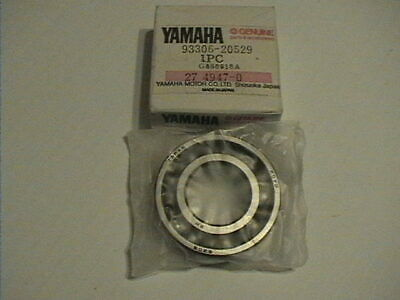 Genuine Yamaha Crank Bearing 93306-20529 Dt125 Dt125Lc Rd125Lc Pw80 Dt125Mx 6205