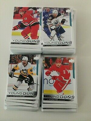 💖 2018-19 UD Series 2 YG RC YOUNG GUNS ((U-PICK ))GOOD PRICE HART 💖