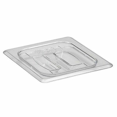 CAMBRO 60CWCH LOT OF 4-1//6 Restaurant Hotel Food Pan Cover T23