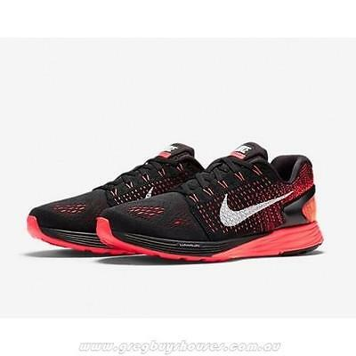 pretty nice 8a370 a9bee Brand New Official Nike Lunarglide 7 Running Shoes 747355 006 Men s size 6