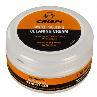 Crispi Waterproofing Cleaning Cream Am4302 Crema Per Pelle Scarponi Impermeabile
