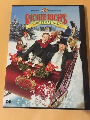 Richie Richs Christmas Wish.Richie Rich S Christmas Wish Vhs 12 00 Picclick