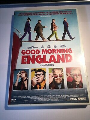 Dvd - Good Morning England