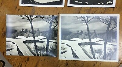 12 1948 11x14 Photos of Harvey Fite and Opus 40 in Woodstock, NY. 3 Signed