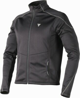 Felpa antivento Dainese No Wind Layer D1 Nero