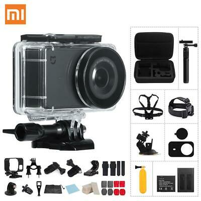 "Xiaomi Mijia Mi Action Camera-4K Sport Video Camera Wide Angle 2.4"" Touch Screen"