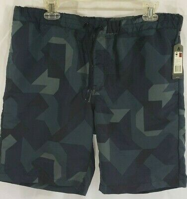 517dd86f28 G-STAR RAW MEN`S Islander Swim Shorts Size XL Green Camo Board Surf ...