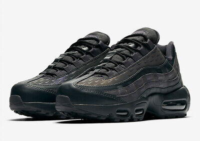 purchase cheap 9a04a c68a5 Nike Air Max 95 LX Oil Grey Women s Shoes Rare Color AA1103 004 Size 5