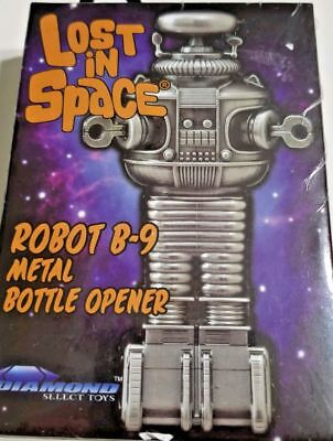 Diamond Select Lost In Space B-9 Bottle Opener New In Box!