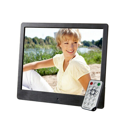 "Intenso 3917801 8"" Media Artist digital photo frame 20.3 cm (8"") Black 800 x"