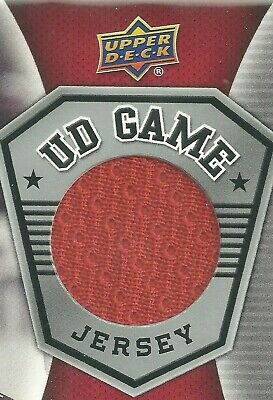 2016-17 Upper Deck Series Two UD GAME JERSEY (YOU PICK!!!)