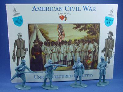 A Call To Arms Union infantry 1861-1:72