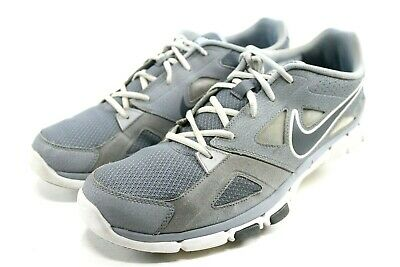 655c9ed3fc73 NEW NIKE MEN S Flex Show TR 2 White Running Training Shoes 610226 ...