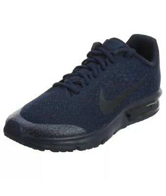 new product 53006 a8363 Nike Air Max Sequent 2 GS Size 5.5Y Big Kids 869993-401 Obsidian Blue
