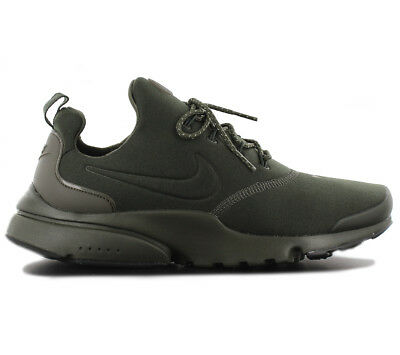 ff85ff6b27fe5 Nike Presto Fly Se Men s Sneakers Shoes Olive Green 908020-301 Gym Shoe New