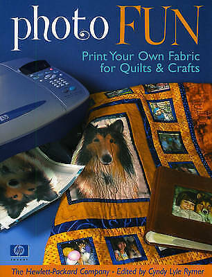 """""""VERY GOOD"""" Photo Fun- Print on Demand Edition: Print Your Own Fabrics for Quilt"""