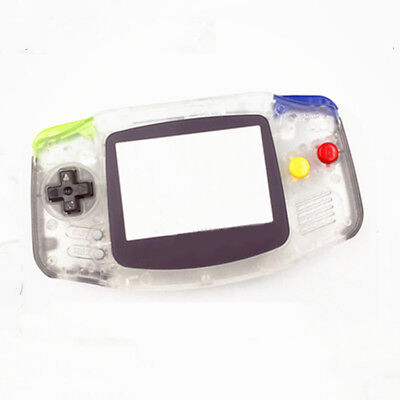 Limited Housing Shell Case Replace New Version for Nintendo Gameboy Advance GBA