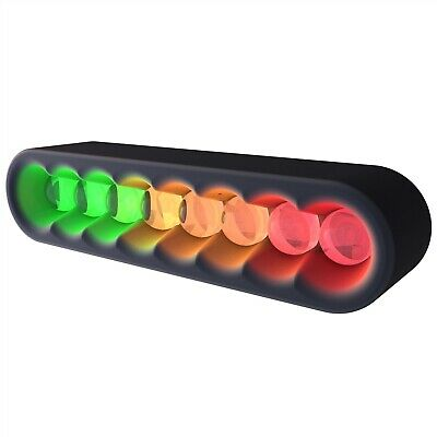 Universal Progressive Sequential LED RPM Shift Light Race Rally Track ShiftLight
