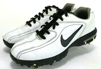 f66e8ee4e0 Nike Air Max Revive $120 Men's Golf Shoes Size 9 Leather White