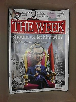 The Week Magazine 2013: 24 Issues