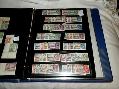 #789, MNH British Colonies,George V,(Jubilee) All Different Very Nice Collection