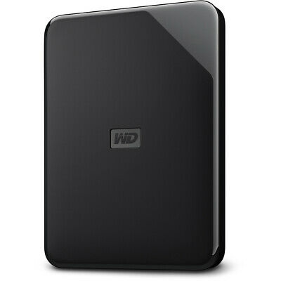 Western Digital Elements SE Portable Hard Drive 1TB
