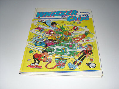 Whizzer and Chips - 1990 Annual : Unclipped
