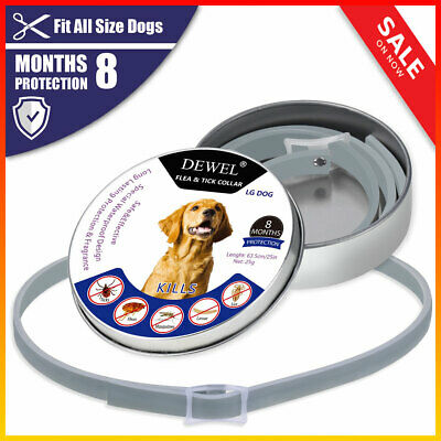 Collar flea dewel protection dog anti ticks Insect Waterproof Herbal adjustable