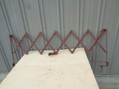 Ford Model T  A  Running Board Scissors Type Luggage Rack Chevy Dodge Plymouth