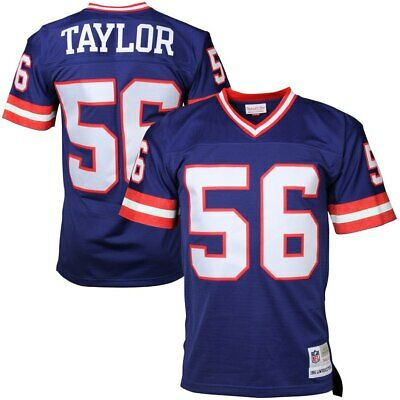 ff6b34ad Lawrence Taylor New York Giants Mitchell N Ness Throwback Stitched Jersey  $150