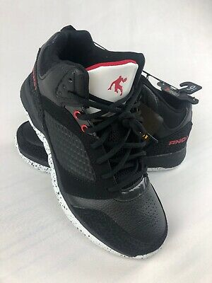 529f30a06d9e AND1 Mens Capital 2.0 Athletic Casual Shoe Basketball White Black Grey Size  9.5