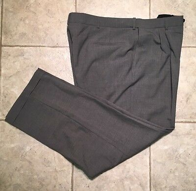 AUSTIN REED * Mens Gray Casual Pants * Size 42 * EXCELLENT