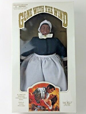 Gone With The Wind World Doll 61061 Mammy 1989                            19