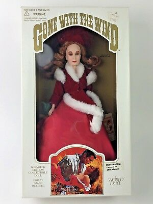 Gone With The Wind Belle Watling 1989 World Doll                            19