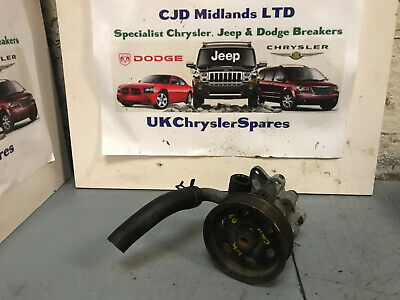 Jeep Grand Cherokee 3.0Crd Wk Power Steering Pump 2005-2010